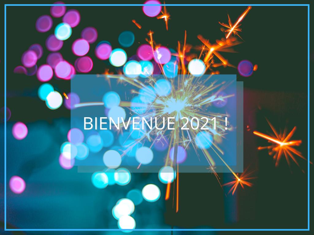 ARG vous souhaite une bonne année 2021
