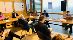 Lancement de la marketplace les Halles d'Avignon