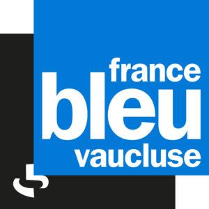 logo france bleu vaucluse